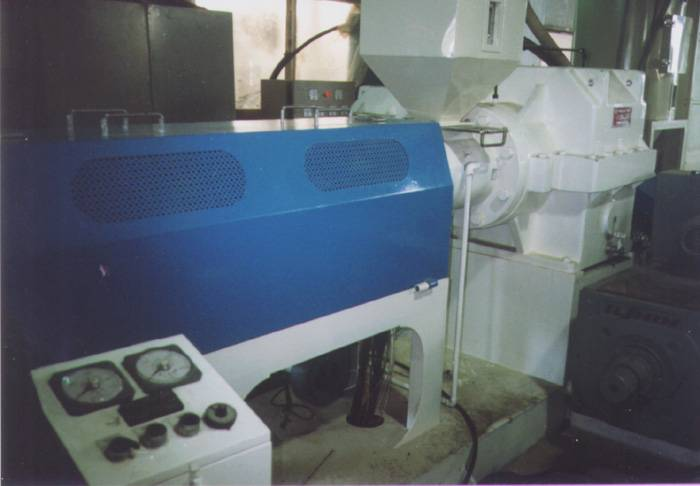 PVC Sheet making machine extruder
