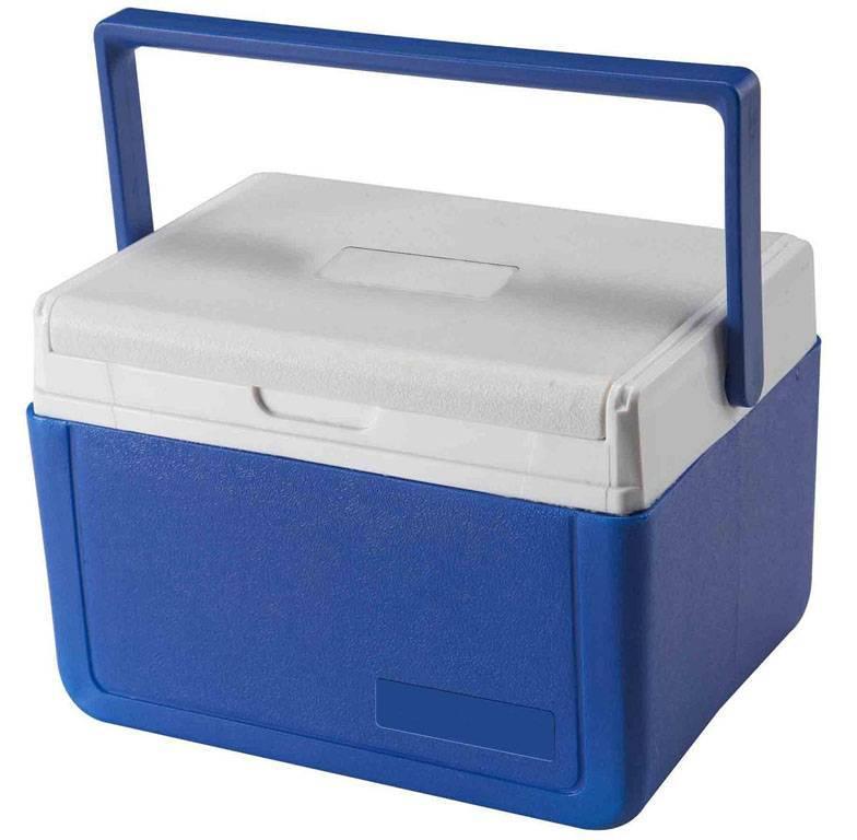 5L plastic environmental fishing cooler box