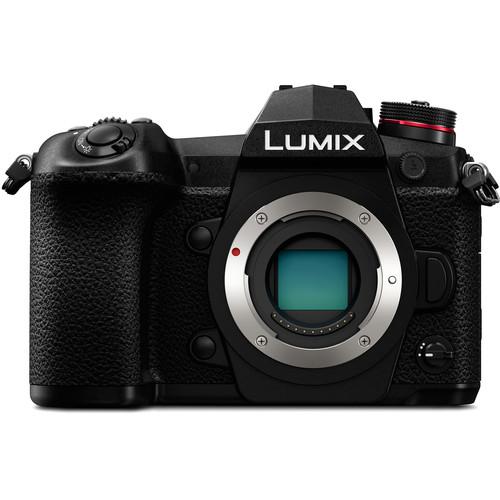 Sell Panasonic Lumix DC-G9 Mirrorless Micro Four Thirds Digital Camera (Body Only)