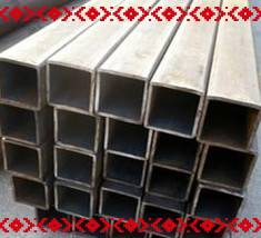 black carbon square steel pipe hollow section