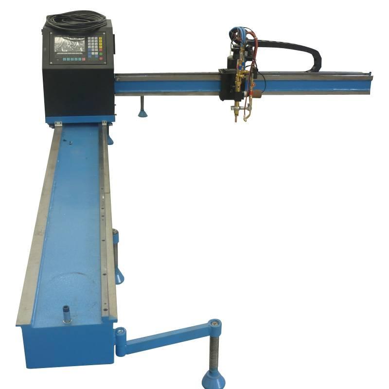 CNC Industry Oxy Hypertherm Plasma Cutting Equipment