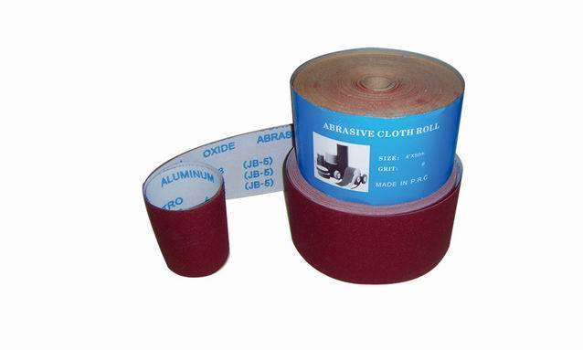 soft abrasive cloth roll JB-5