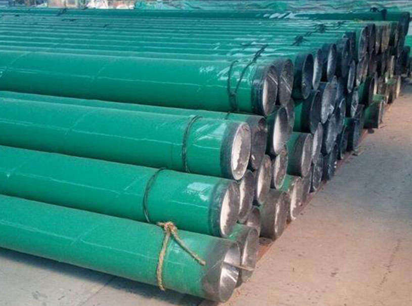 Spiral 3pe Anti Corrosion Steel Pipe Anti-corrosion Pipe3PE Pipe