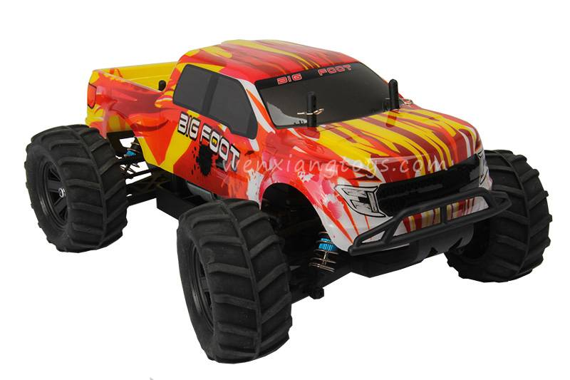 rc truck radio control car toy