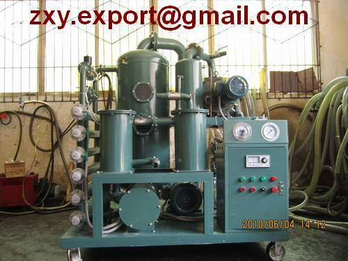 Transformer Oil Dehydration, Switch Oil Filtering, Dielectric Oil Purification Machine