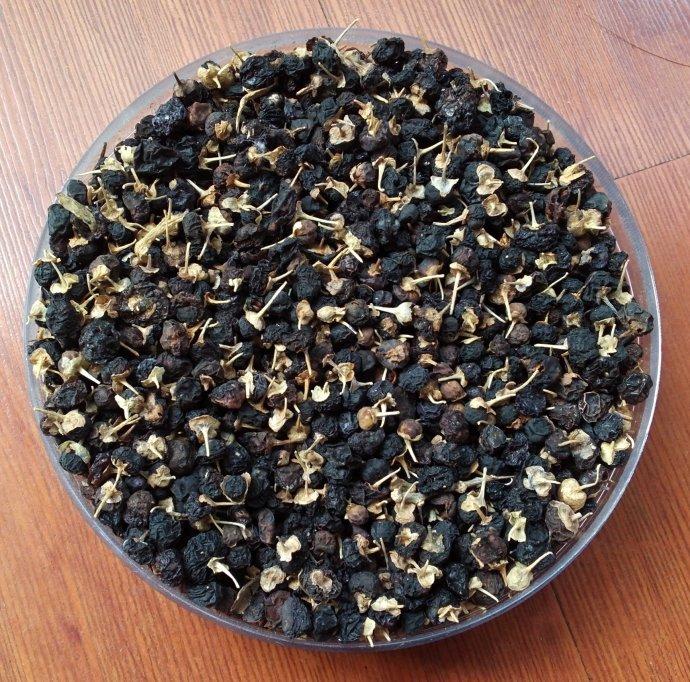 Medlar Organic Lycium ruthenicum Barbarum Chinense Black Goji Dried Wolfberry Fruit