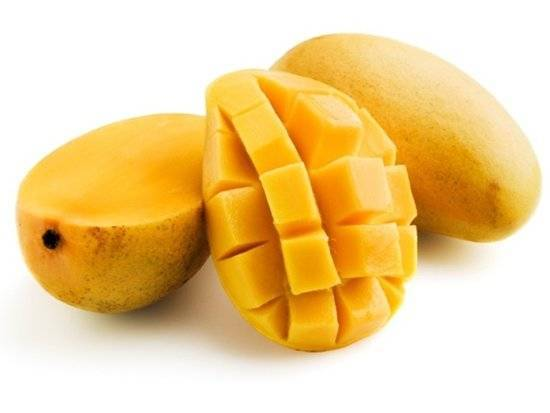 The fresh mango in Vietnam