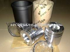 6D125 cylinder liner&piston kit