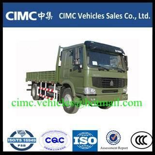 HOWO 4x2 cargo truck