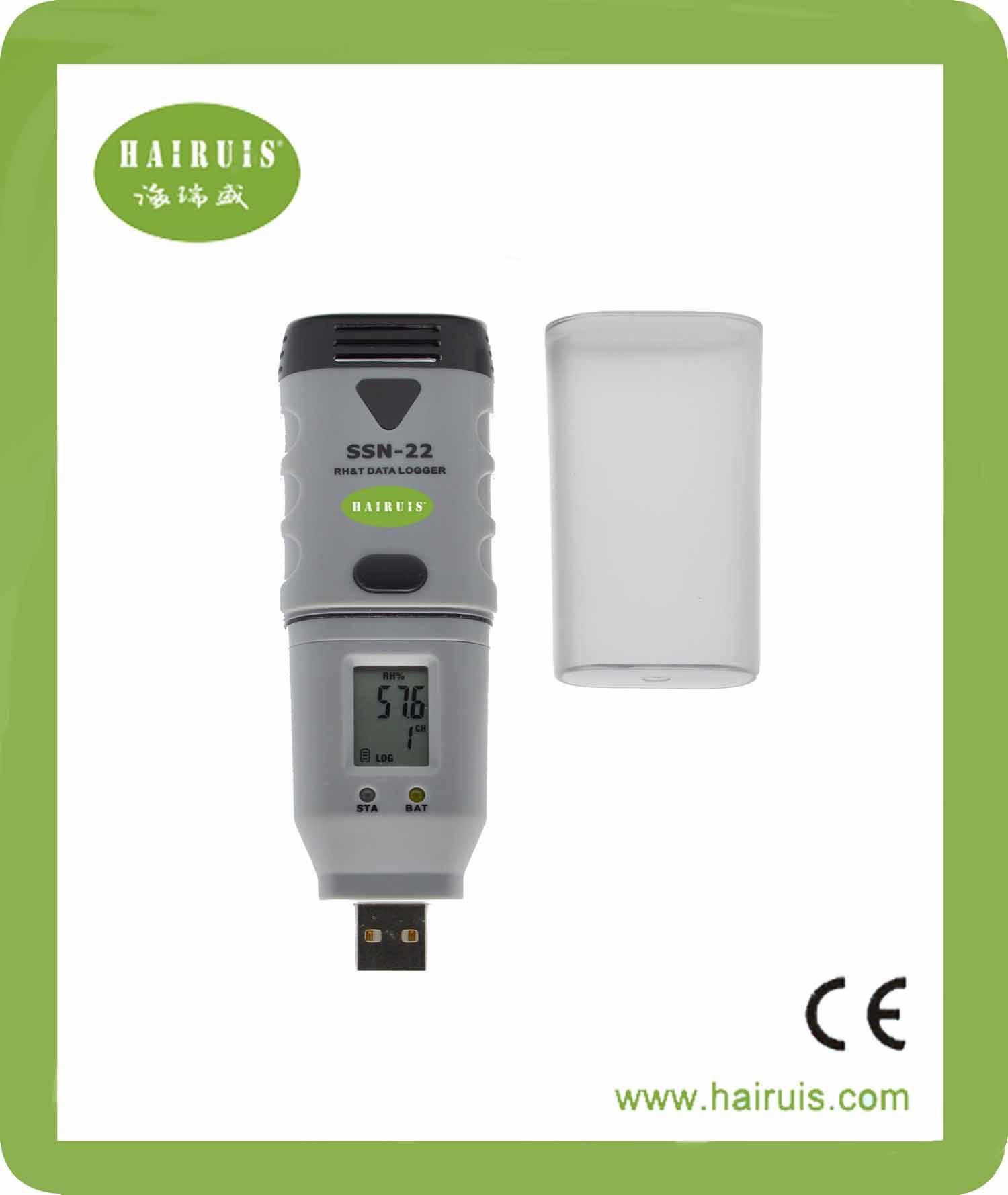 Portable Economical USB Temperature Data Logger