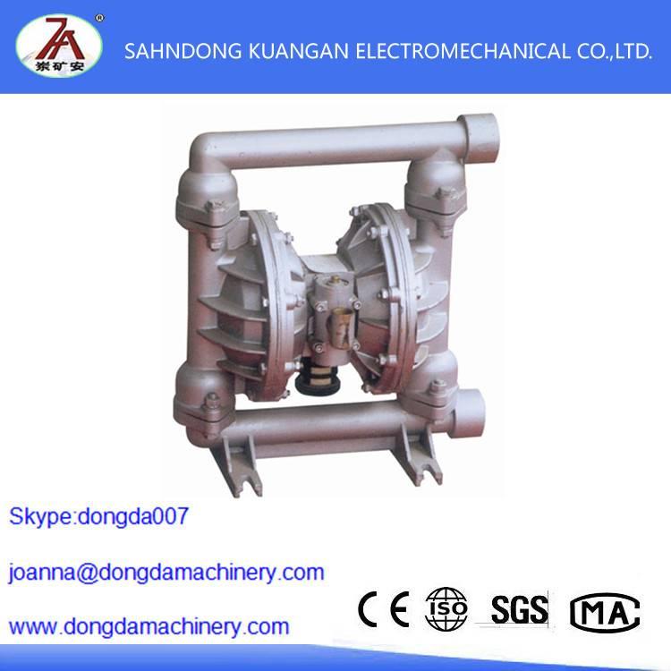 Mining pneumatic diaphragm pump