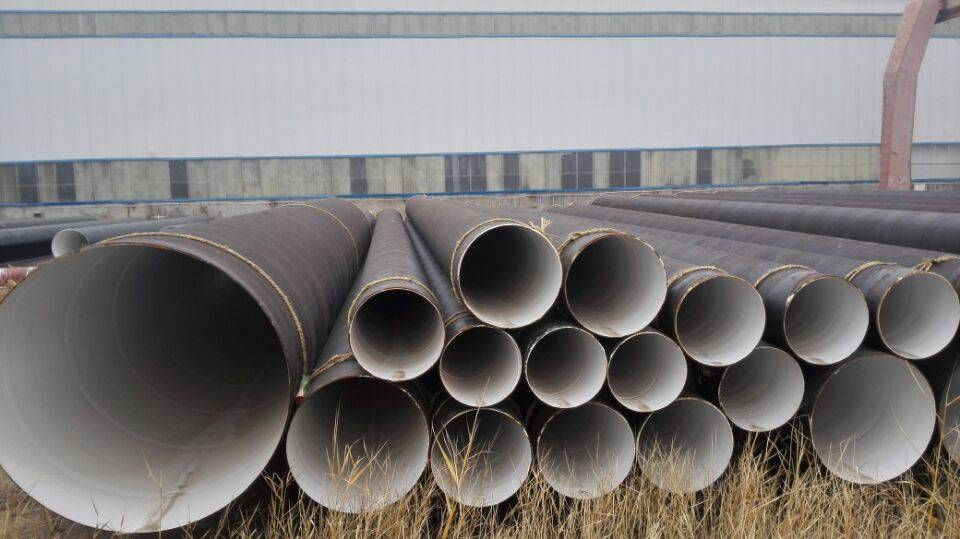 Supply SSAW welded line pipe and pile API/ASTM standard