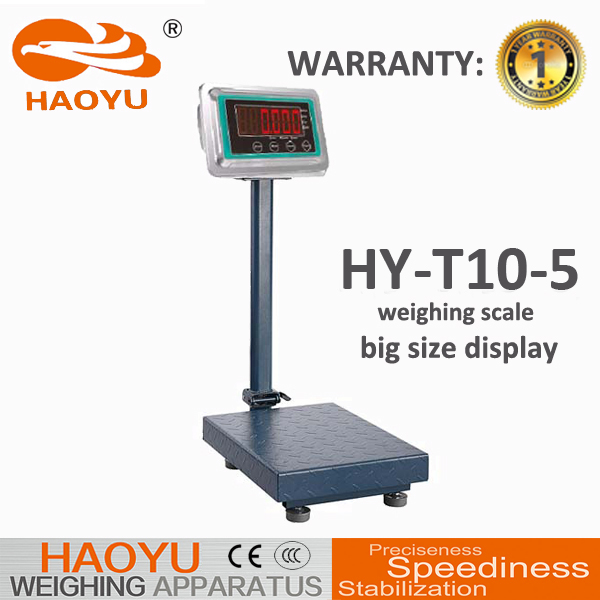 AC110/220V 50/60HZ electronic digital weighing scale