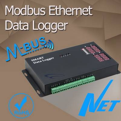 Modbus Ethernet Data Logger