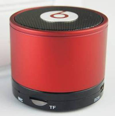 fashional bluetooth speaker with TF card slot