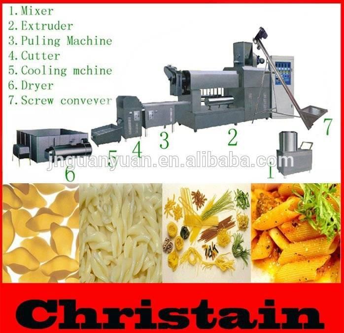 Italian Type Macaroni/Pasta Production Line/Making Machine/Equipment