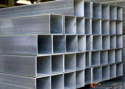 Q235 Q345 welded structural square steel pipe