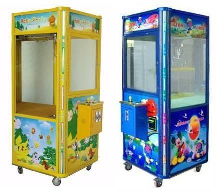 Toy crane vending machine CVE-1950