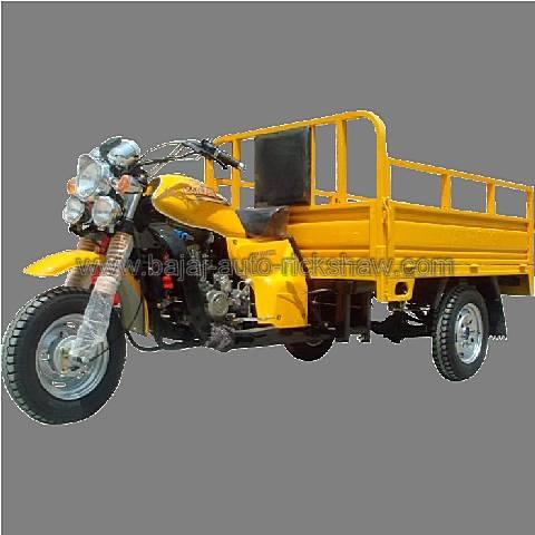Bajaj Auto Rickshaw cargo pickup van motor tricycle BA150ZH-DP