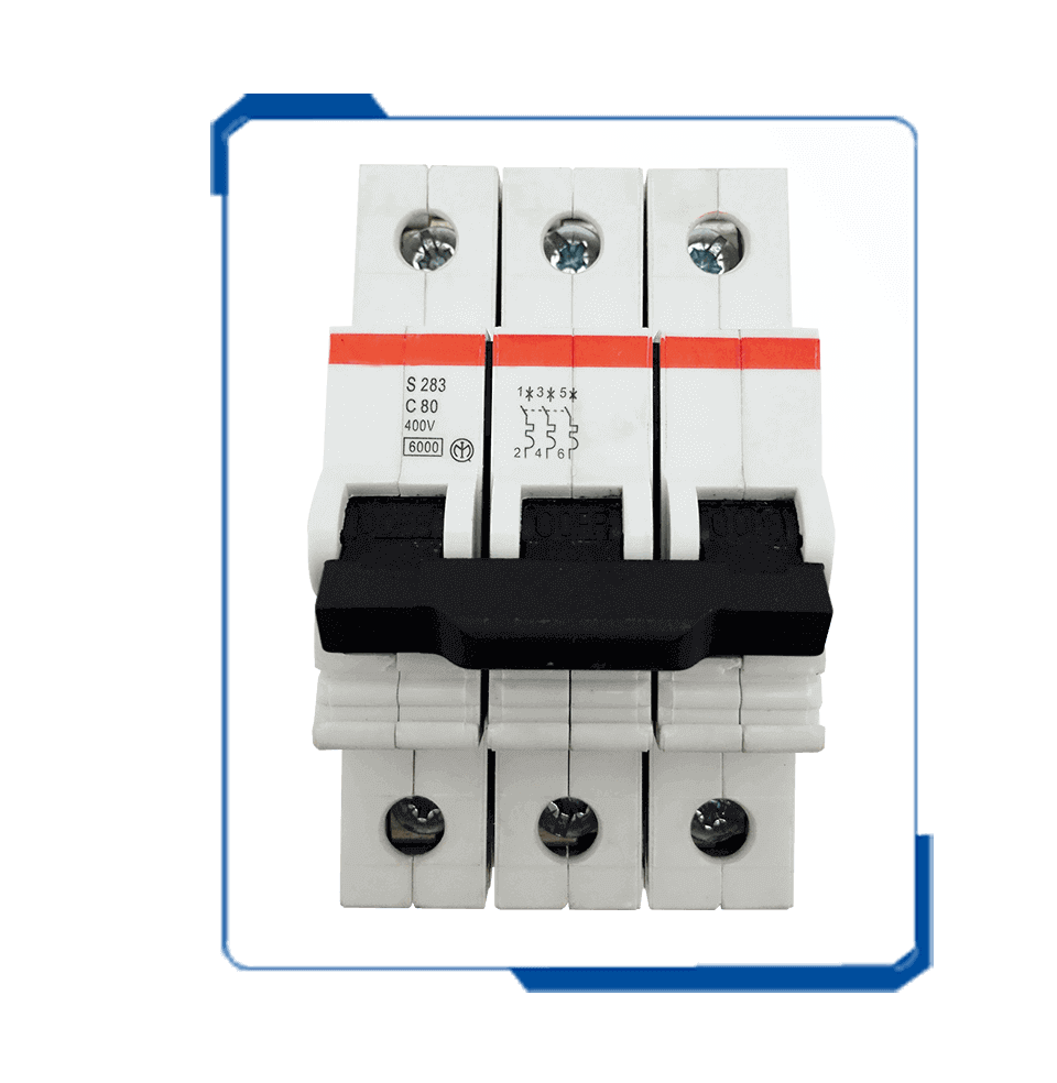 S280 80A air switch circuit breaker