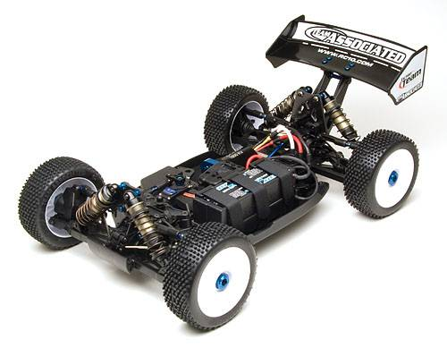 RC8FT R/C Electric Buggy - Limited Edition (RC)