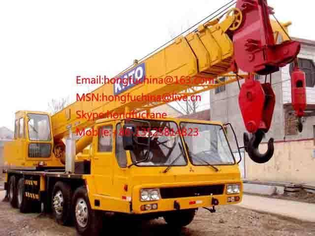 50t KATO NK-500E-V truck crane