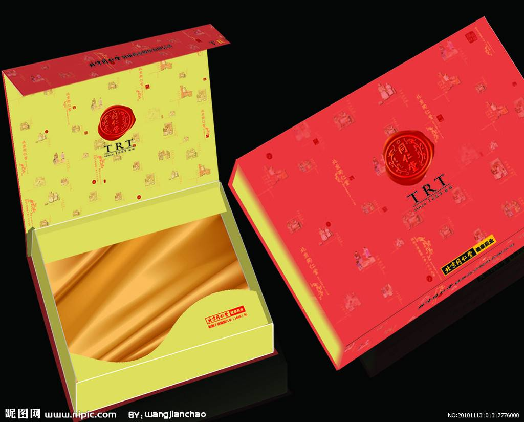 All kinds of paper boxes with different functions