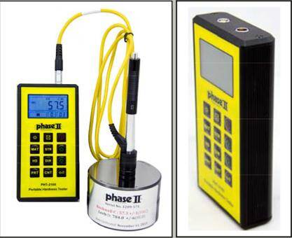 New RUGGED Hardness Tester PHT-2100