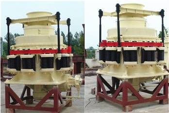 Introduction of spring cone crusher