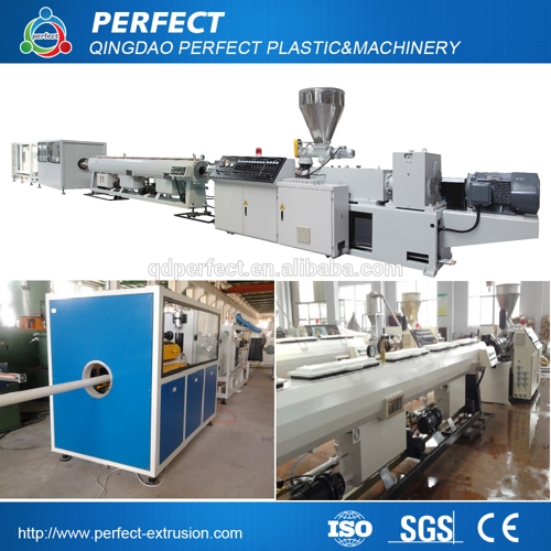 PVC Pipe Extrusion Line Machine
