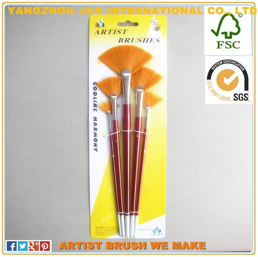 Professional artist brush OIL PAINTING BRUSH supplier