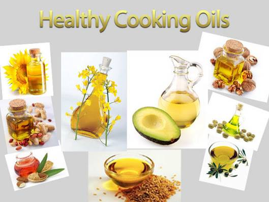 Sell Healthy Vegetable Oils