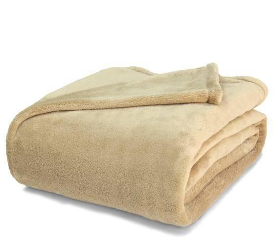 The super-soft Plush Blanket