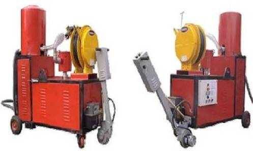 GREASE RECOVERY MACHINE