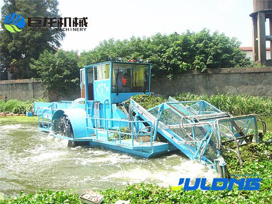 multipurpose aquaticweed harvester