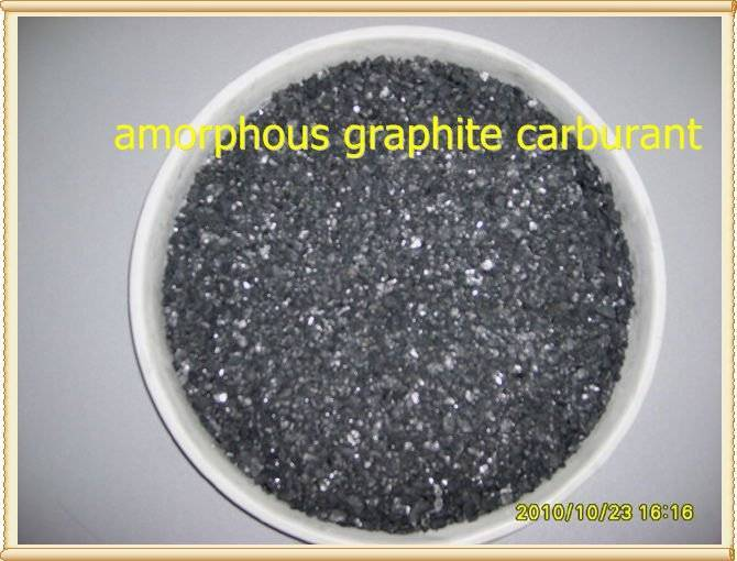 Amorphous Graphite Grain