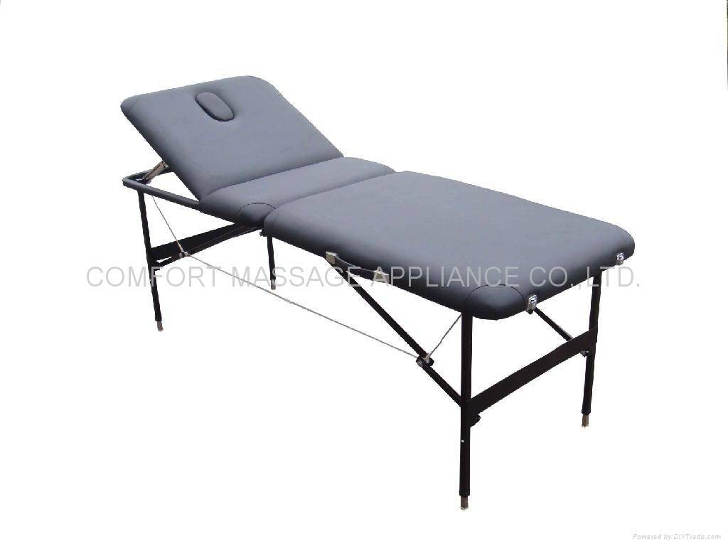 New CMT-002 metal massage table