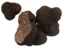 Chinese fresh black truffle white truffle