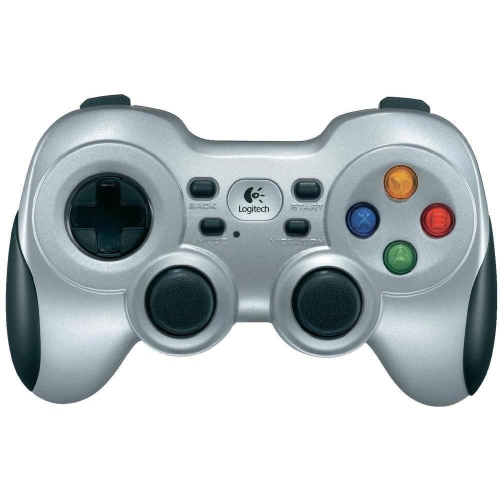 Logitech F710 Wireless Gamepad JOYSTICK Game Controller