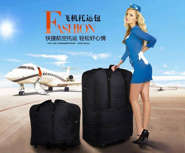 Bw1-177 Universal Wheels Travel Luggage Suitcase Set (3pieces per set)