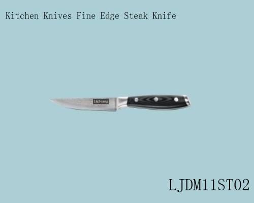 Kitchen Knives Fine Edge Steak Knife