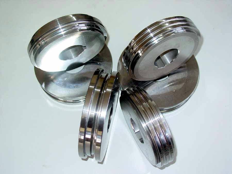 Tungsten carbide roll rings with good performance
