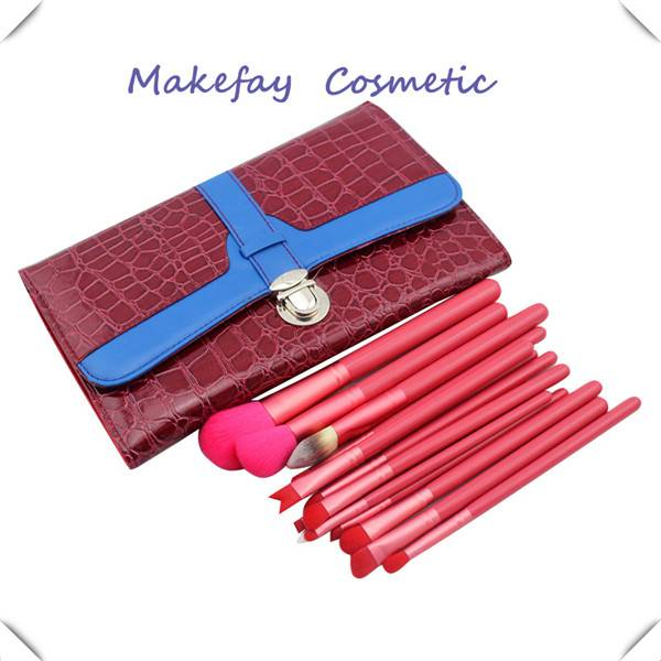 Wholesale 2014 best makeup brushes Professional beauty make up brush sets