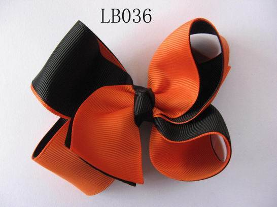 offer halloweend hair bows,holiday gift set, hair accessory