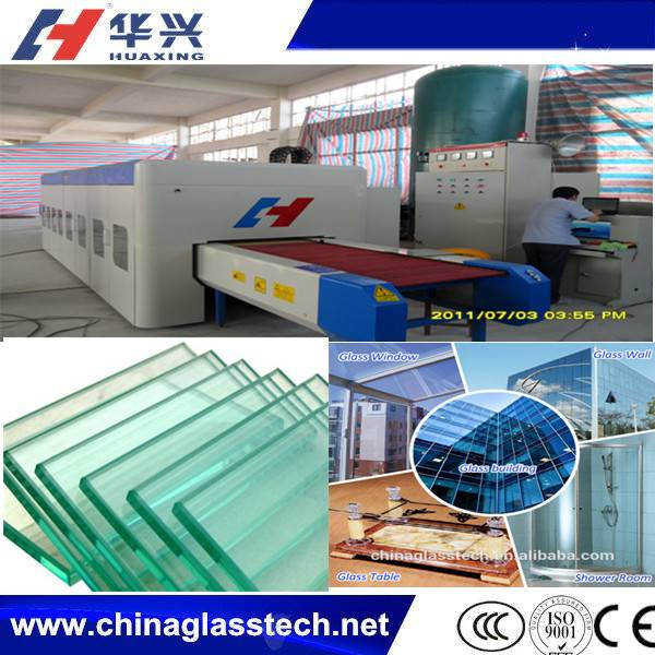 CE Certificate High Efficient Mini Glass Tempering Furnace