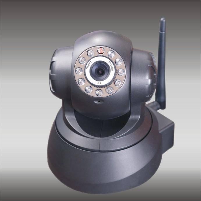 Z-Wave IP camera