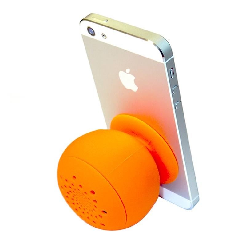 Portable Waterproof dust proof mini bluetooth speaker for mobile phone mp3