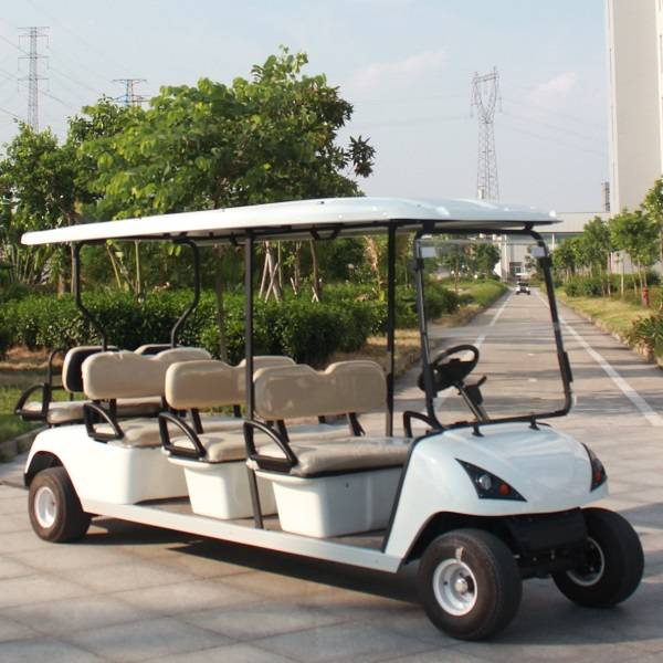 4 seat electric golf buggy with CE