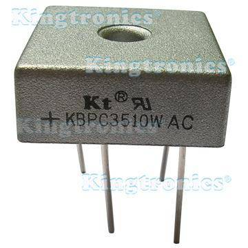 Kingtronics Kt bridge rectifier KBPC3510W KBPC3508W