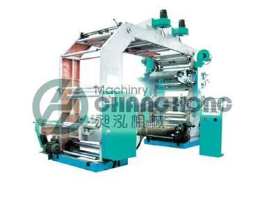 Stack type Flexographic Printing Machine/ Flexo Printing Press